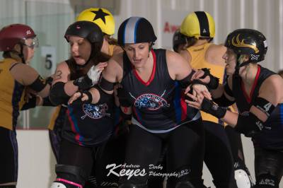 BRD vs Charm City Bout Recap April 10, 2016